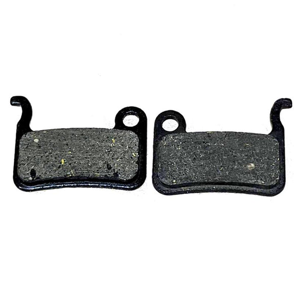 Brake Pads pair for cable hybrid Hydraulic Brake HB-100 34.2X23X3.95mm