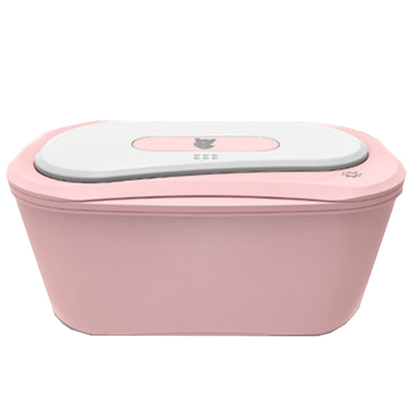 Bear KH-2106 Baby Wipes Heater Baby Moisturizing Constant Temperature Heat Warm Wet Wipes Machine Portable Insulation Wipes Box Warmer