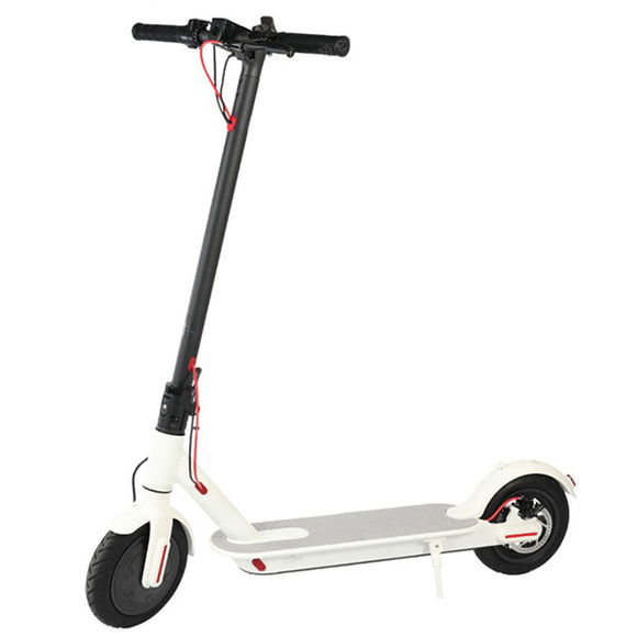 350W 4.4Ah Powerful Electric Scooter Portable Foldable Commuter Bike with APP