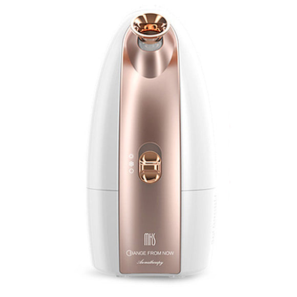 MKS NV8388 Nano Ion Hot Steam and Cold Air Facial Humidifier Portable Face Sprayer Salon Beauty Deep Cleanser