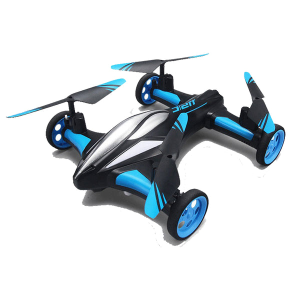JJR/C H23 Remote control aircraft drone model land and air amphibious professional aerial photography HD quadcopter children's boy toy