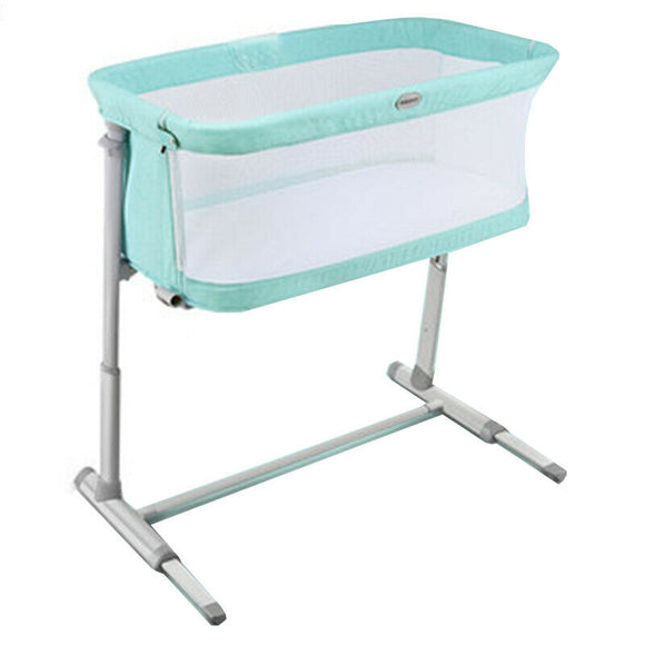 RONBEI BC102NA Pillow Crib Splicing Large Bed Multifunctional Baby Bed Neonatal Uterine Diaper Table