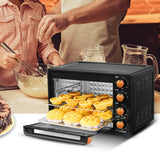Electric Mini Oven 1500W 32L Cooker Baking Cooking