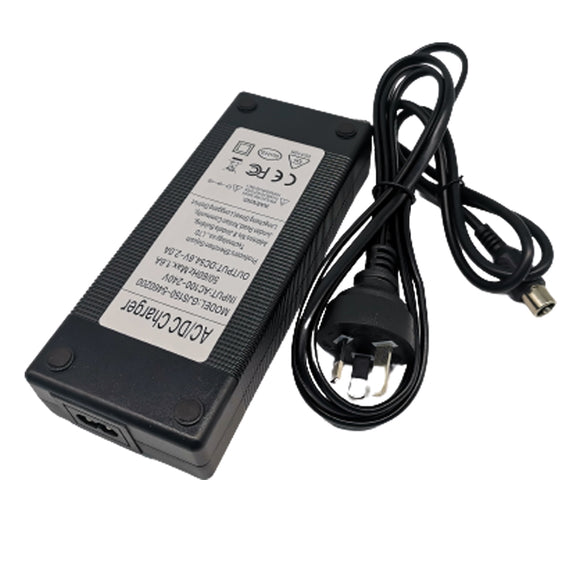 Charger 48V 20Ah domestic rear shelf battery