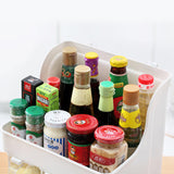 Xing You X-8416 Spice Gripper Storage Holder Seasoning Box Seasoning Bottle Combination Home