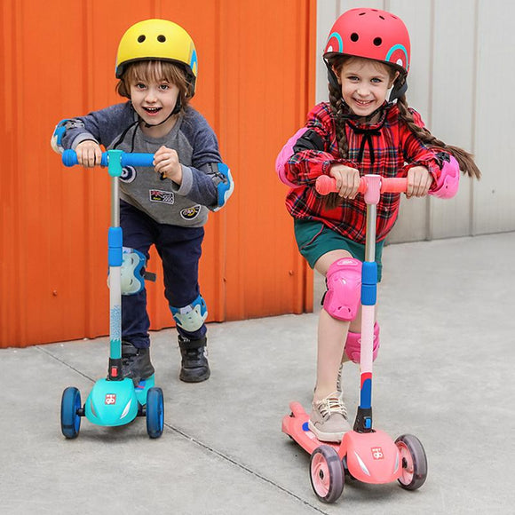 Goodbaby SC300 Children's Scooter Height Adjustable Foldable Balance Bike Gifts Toy