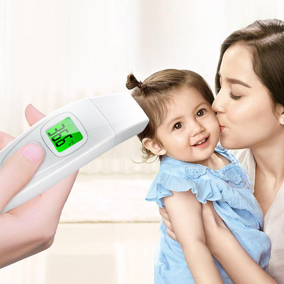 YIAN Non-contact Forehead Infrared Thermometer Electronic Digital Temperature Meter