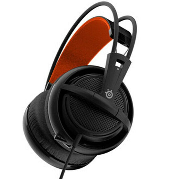 Steelseries SIBERIA 200 Wired Headphone with Microphone E-sports Game CF PUBG LOL