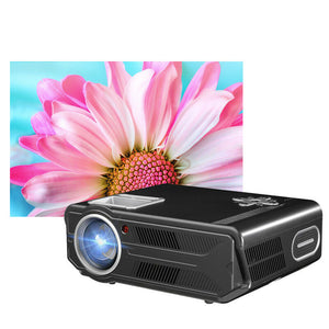 Rigal RD818 LCD Projector Android WiFi Full HD 1080P LED Projector 3500 Lumens TV Video