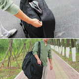 Electric Folding Bicycle Loading Bag 16 Inch Black 120L