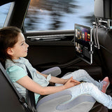Car Rear Seat Phone Holder Ipad Holder