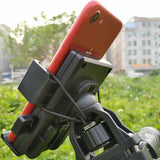 Phone Holder for Bike E-bike Food delivery With USB Charger