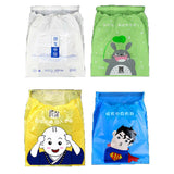Portable Car Garbage Bag Paste Type Disposable Vomit Storage Hanging Car Trash Can - ottostore