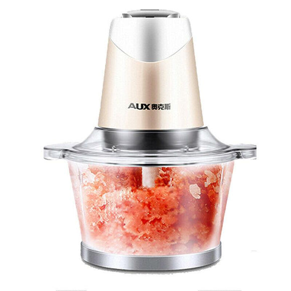 AUX Meat Grinder House-hold Small Grinder Blender Multi-functional Food Proceser