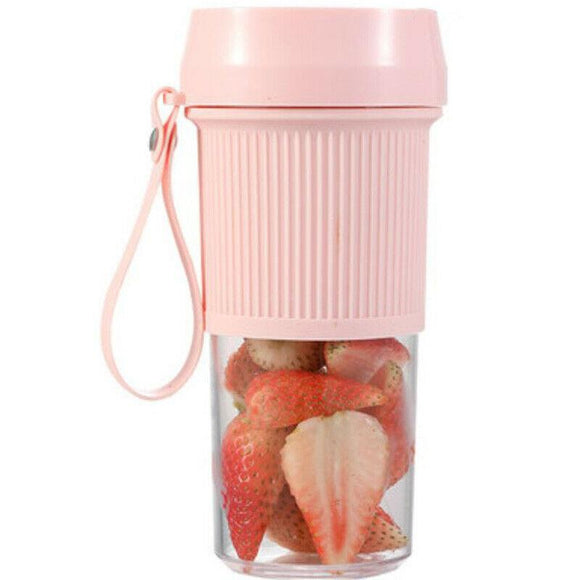 Royalstar Portable Juicer Household Fruit Small Chargeable Mini Juice Maker Electric Portable Juice Cup