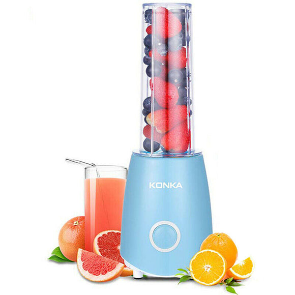 KONKA KJ-JF302(B) Portable Blender Smoothie Milkshake Juice Maker