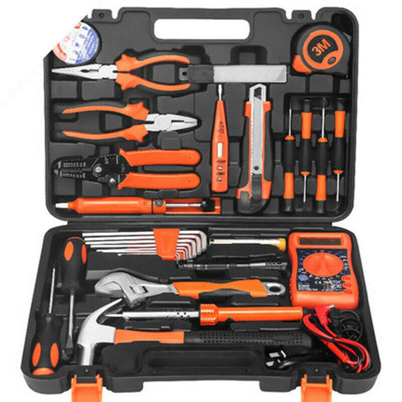 Household Toolbox Set Multi-function Hardware Tools Electrician Repair Screwdriver Combination