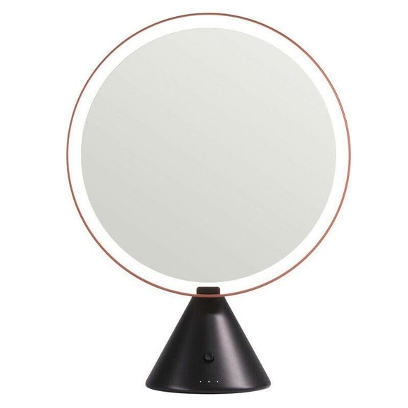 MUID Big Round Mirror LED Lamp Smart High Definition Mirror