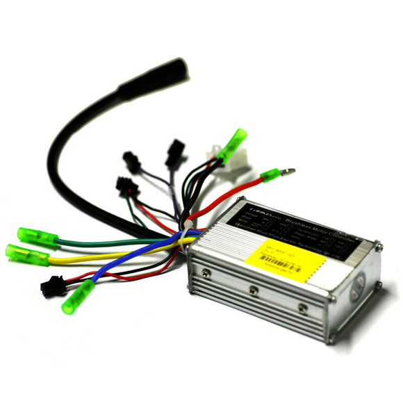 Electric Bike Brushless Motor Controller 36V-250W for Electric Scooters