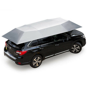 Car Sun Cover Water Proof Remote Control