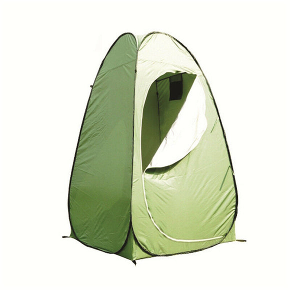 Portable Single Convenient Tent Changing Room Bathroom And Shower Outdoor Camping