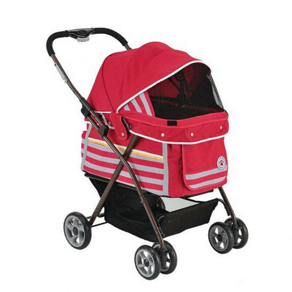 Pet Stroller Multi-cat Cat Small Dog Bag Travel