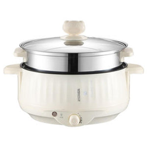 Nuoyasi SDD-18C Multifunction Electric Skillet Stainless Steel Pot Cooker Small Pot