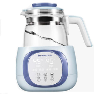 Chigo ZG-TN22 1200ML 800W Thermostat Milk Adjuster Electric Kettle Machine Baby Milk Warmer Heater
