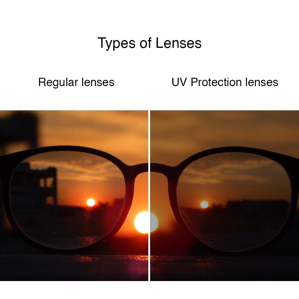 Prescription Lenses - UV Protection - newyork style eyewear brand, online shopping now.