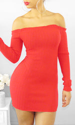 ROBE NILSYA ROUGE
