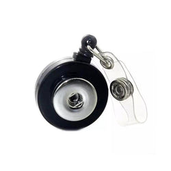 18mm Snap Button ID Holder