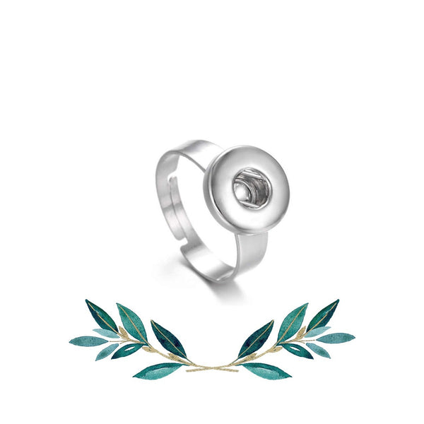 12mm Petite Ring - Adjustable