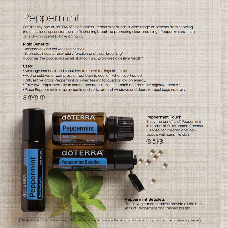 dōTERRA Home Essentials - Enrolment Kit