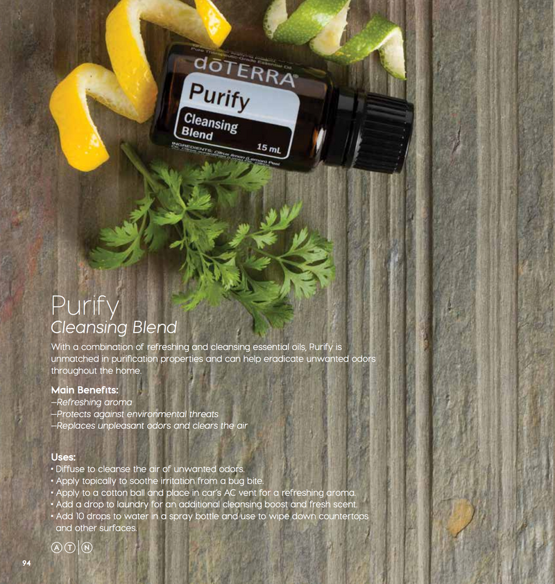 dōTERRA Oil Sharing - Enrolment Kit