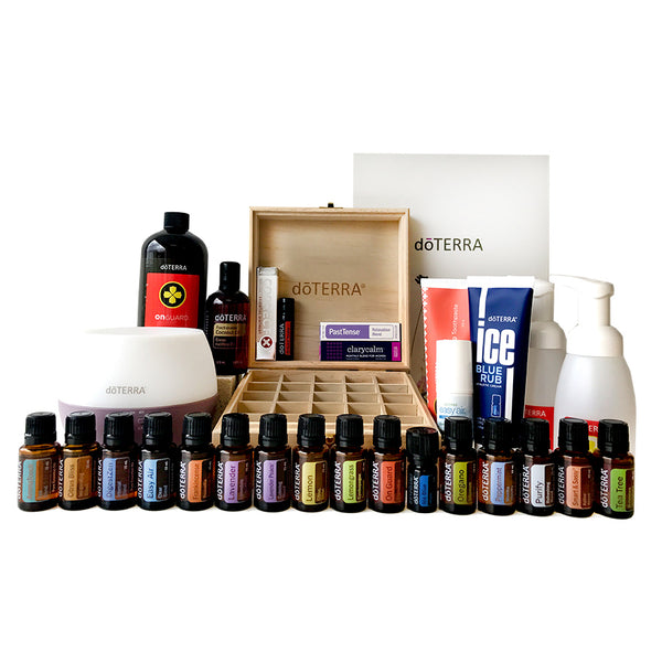 dōTERRA Natures Solutions - Enrolment Kit