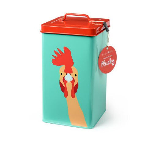 Plucky Chicken Tin