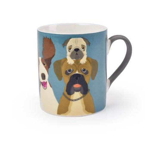 The Rabble Fine China Mug