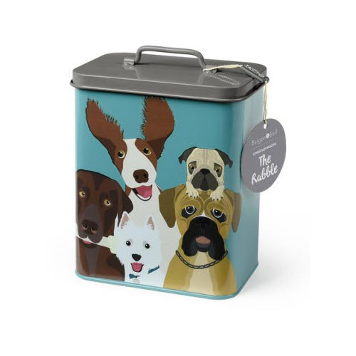 The Rabble Dog Tin
