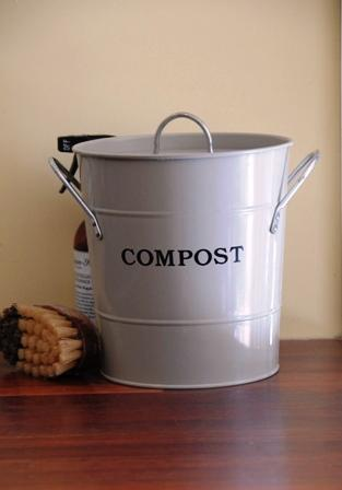 Compost Bucket Chalk