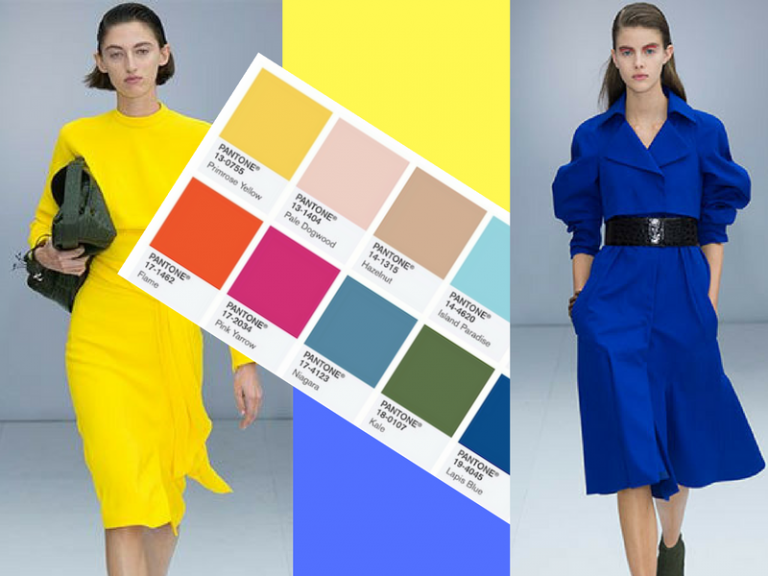 Trendy Summer Colors
