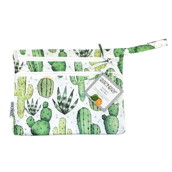 Waterproof Wet Bag - Desert Cactus