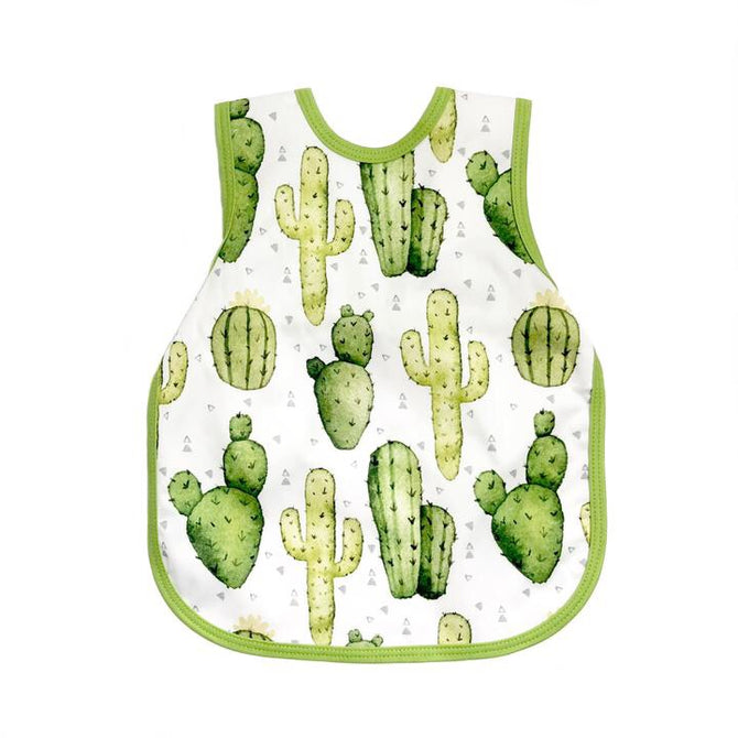 Desert Cactus Toddler Bapron for 6m-3T