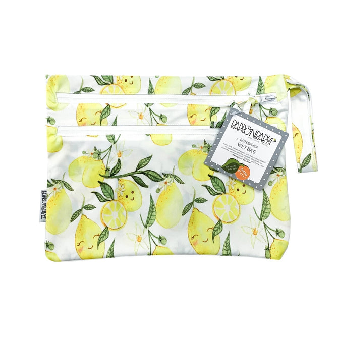 Waterproof Wet Bag - Fresh Lemon