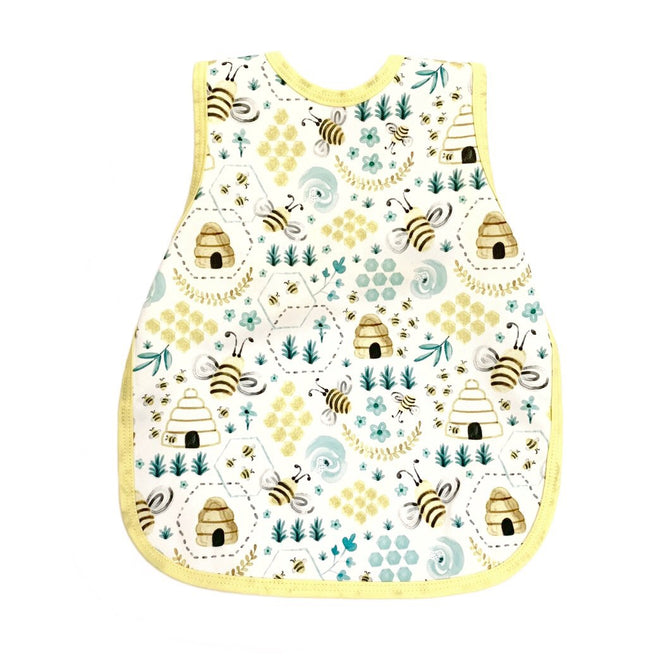 Busy Bees Toddler Bapron for 6m-3T