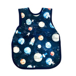 Outer Space Toddler Bapron for 6m-3T