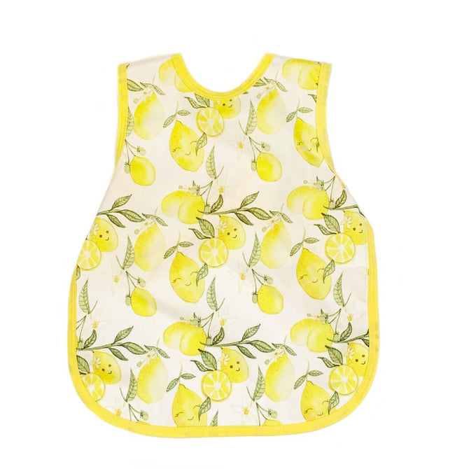 Fresh Squeezed Lemon Toddler Bapron for 6m-3T