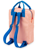 Backpack Small 'Zipper Pink'