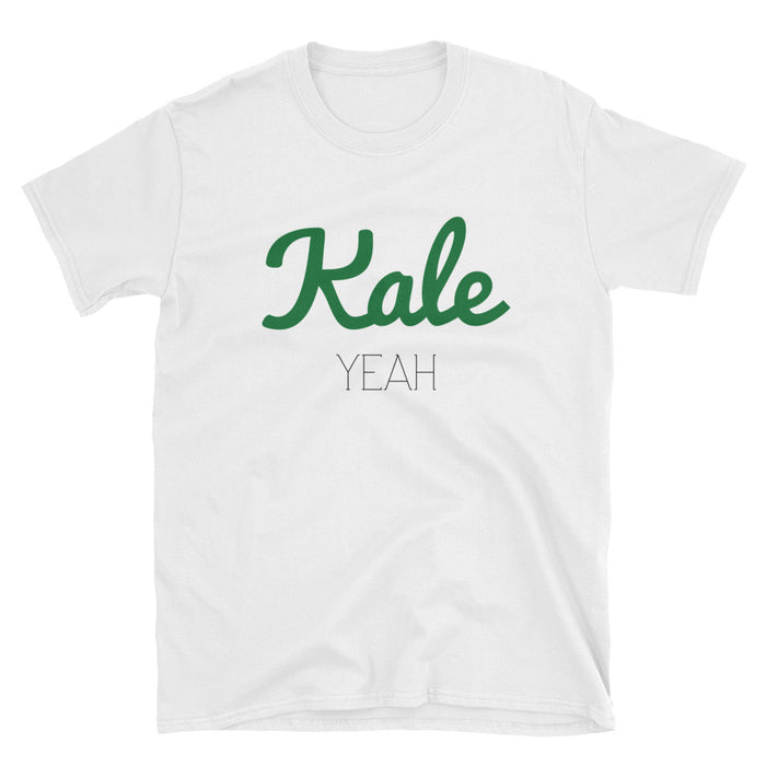Kale Yeah! Short Sleeve T-Shirt