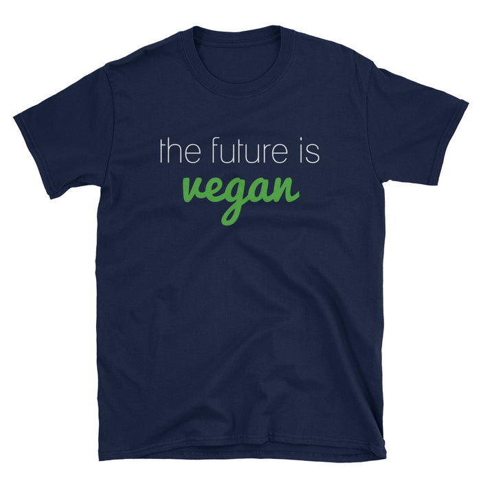 The Future Is Vegan Short-Sleeve T-Shirt