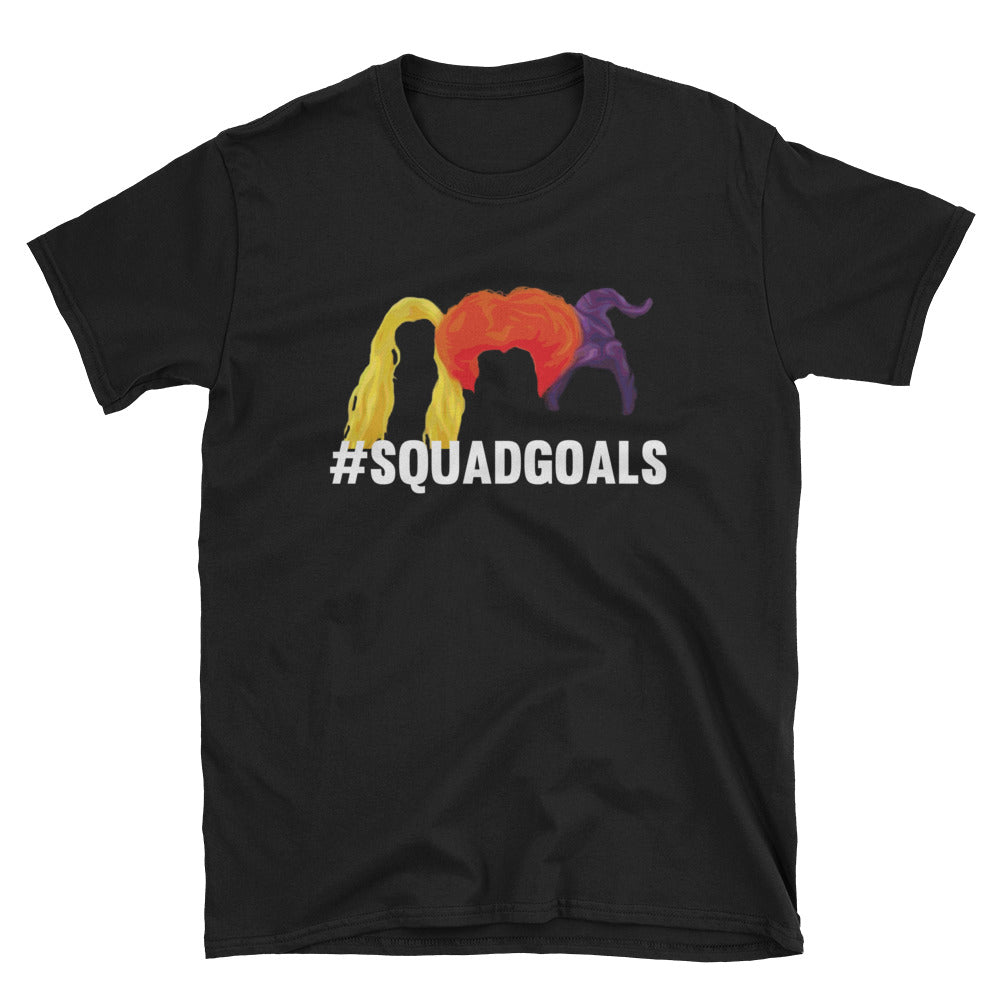 #Squadgoals Short-Sleeve T-Shirt